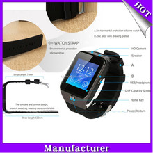 Hot-selling v8 smart watch with 1.4''touch touch screen gsm smart phone watch sleeping inspection phone watch