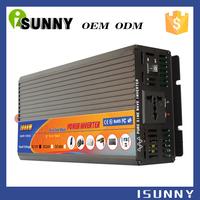 800w single phase solar power energy-saving automobile power inverter