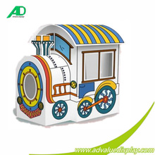 hot sale new product eco-friendly cardboard play house