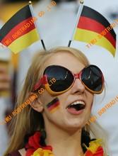 2016 Euro world cup football fan gift plastic football rings