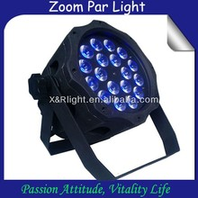 Discotheque decoration 24x10w 4 in 1 RGBW led zoom par