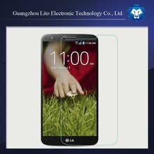 new products 2015 free samples ultra clear screen protector for lg g2