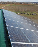 CE/TUV new design BFS-1000W complete easy operation 1kw solar system