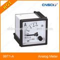 No 2014 99t1- una ac corriente analógica metro del panel
