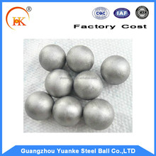 Yuanke Forged Steel Grinding Media Ball manufacturer in China,for copper mine ball mill