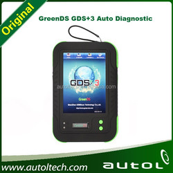 GreenDS GDS + 3 Professional AUTO DiagnosticTool English Spanish and Japanese