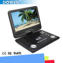 manufacture wholesale guality cheap flat 2015 shenzhen electronics co ltd TFT Portable DVD Player with cheap price high quality