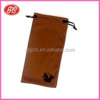 china wholesale glasses bag&wine glass carrying bag&reading glasses pocket