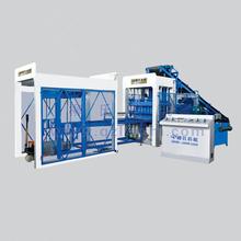 Economic high production capacity cement block making machinery LS12-15