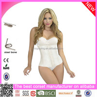 New Arrival Sexy waist trainer slimming corset Cheap Wholesale latex waist corsets