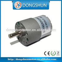 DS-37RS3525 12v 24v dish washing machine dc gear motor