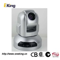 Color Video Camera With HD-SDI PTZ Feature Ideally Suited For Any Web Conferencing System