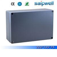 2014 new hot sale IP66 waterproof aluminium metal box high quality