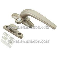 80118908 Aluminum Alloy internal and external opening single point handle casement handle