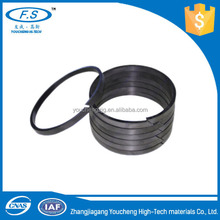 High performance and cheap peek plastic piston ring sale