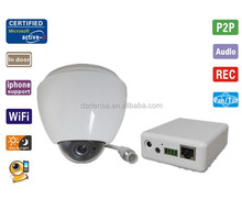 3Mp sony cmos motion detection,audio email alarm,32G memory card,POE/P2P Onvif RTMP ip camera