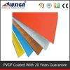 Alusign light weight hot sell acp new style corrugated plastic outdoor sign panel