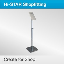 Metal Shoes Display Rack / Shoe Display Stand Design