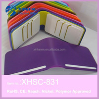 2014 Colorful Silicone Credit Card Wallet