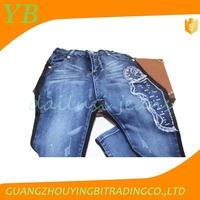fashion style sexy lady xxxxx denim pants jeans from China