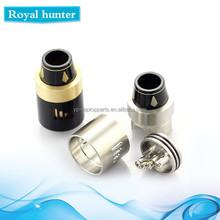 new product 2015 royal hunter dark horse rda royal hunter rda atomizer hunter rda atomizer a goblin rta