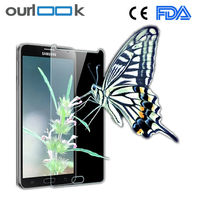 Full size 0.3mm thickness mobile phone screen protector film glass