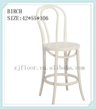 hot sale solid wood bar chairs