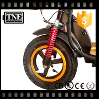 TNE Q4 140km 34Ah off road two wheel electric skateboard