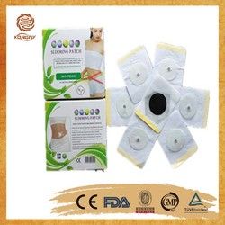 chinese slim patch natural and health weight loss slimming body patch
