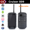 Cruiser S09 android 4.4.2 dual sim 3G/A-GPS quad core outdoor waterproof smartphone
