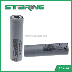Genuine high power 18650 CH 2250mah 3.7v 18650 battery CGR18650CH 2250mah battery