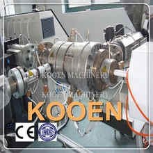 KOOEN ppr pipe extrusion equipment with full automiatic opreation