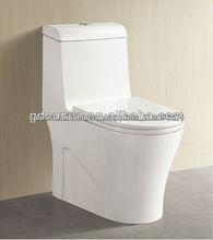 Baño porcelana sanitaria solo inodoro sifónico 3151