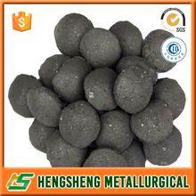 Pequeno bola de silicone silício ferro em pó para exportação