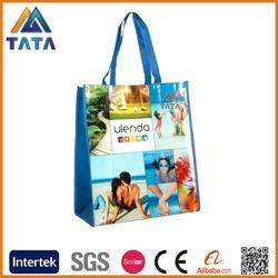 TATA Rich Color Non Woven Lululemon Shopping Bag
