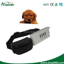 smart dog training collar PET E154 with LED lighting