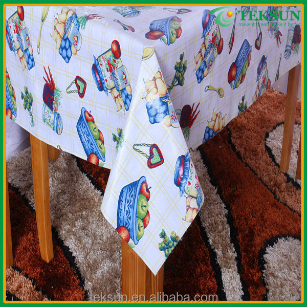 2015new High Quality Western Style Used Tablecloths For