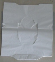 disposable seat cover bathroom paper