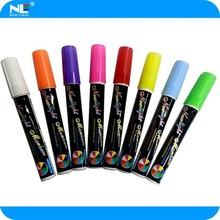 Dry erase fluorescent marker pen / bright multi color 6mm marker pen / fancy hot sale promotional marker