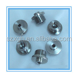 high precision cnc lathe piece / cnc smart watch turning parts with favorable price