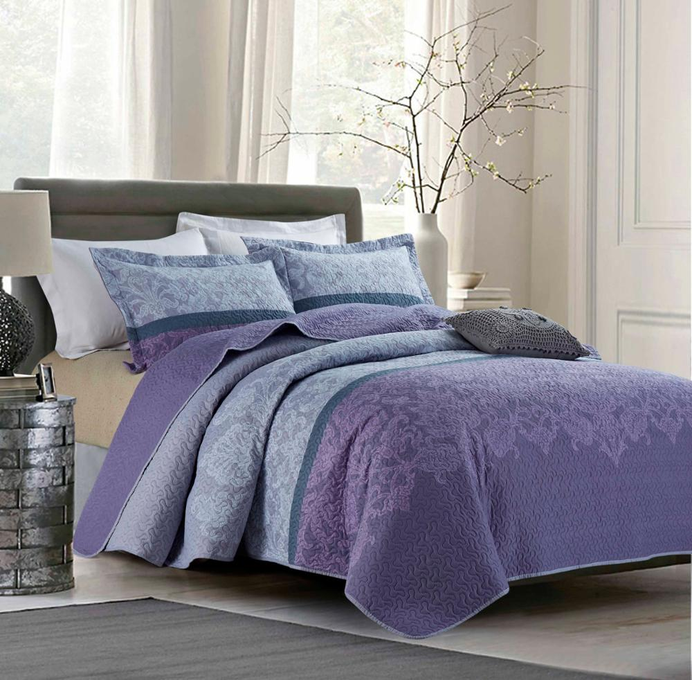 couvre lit alibaba Imprimé Kantha Quilt, Paisley Motif Kantha Couvre lit, reine  couvre lit alibaba