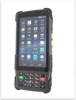5 inch IP65 industrial PDA with Android OS 1D barcode scanner ST327