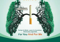 Airfreight Electronic Cigarette from Shenzhen,China to Paris,France