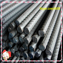 Deformed steel bar/ iron bar for construction/concrete/building