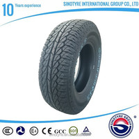 Chinese manufacturer of tires 4x4 tires in uae