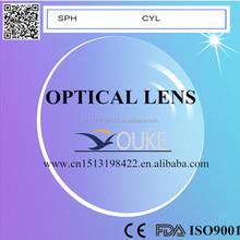 China danyang manufacturer bofical lenses, optical lenses super hydrophobic coating, eyewear