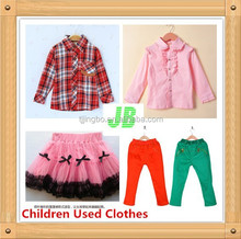Summer used clothes for Children