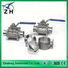 high quality sanitary ball valve ball rb ball valve hot water ball valve with low price for sale