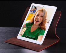 Deluxe Flip Stand High Quality Genuine Cowhide Smart Leather Case For Ipad Air 2 Hot Selling Alibaba HH-CPI615-1