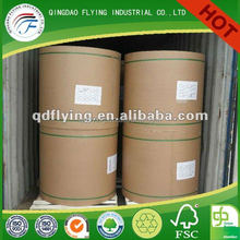 1850mm width 90g Glossy one side coated Art Paper